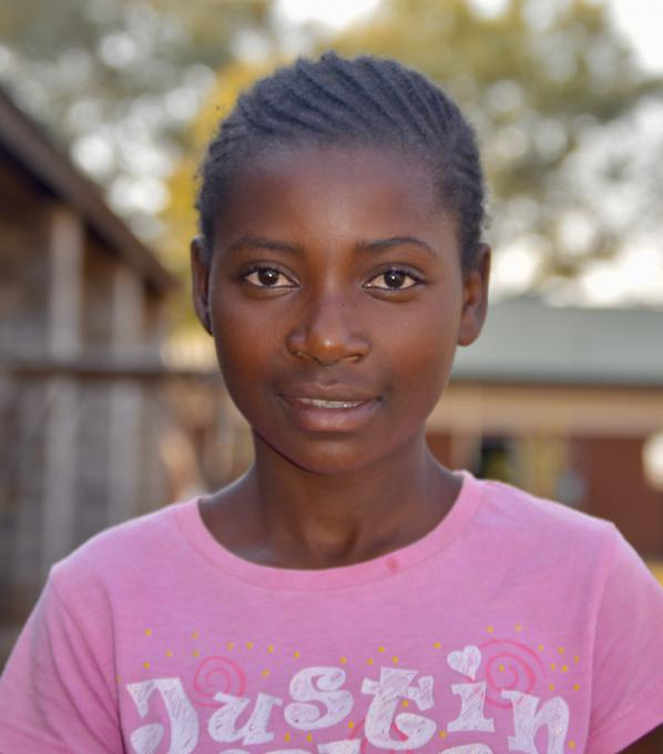 11 - year - old Chimuka the reading  champion