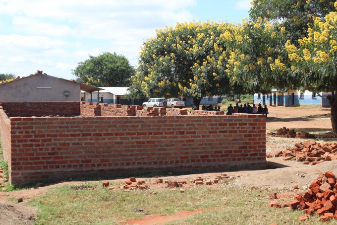Save the children supports the building of two classroom blocks at Nyampande primary school in order to increase grade one enrolment.